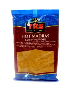 Hot Curry Powder (Hot Madras) | Buy Online at The Asian Cookshop.